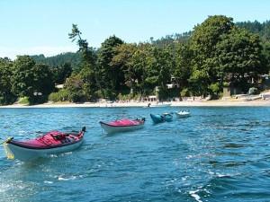 About Gabriola Island Kayaks